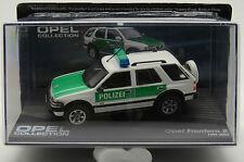 Rare !! Opel Frontera B Polizei Police 1/43