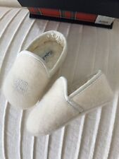 New Ralph Lauren Baby Boy Girl Cashmere Baby Loafers Moccasins Shoes Sz 2 EUR 17