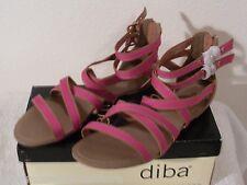 NIB Diba Sally Womens Gladiator Sandals 8.5 Pink MSRP$50