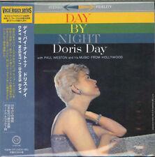 DORIS DAY-DAY BY NIGHT + 7-JAPAN CD F56