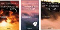 Conversaciones Con Dios 1 Al 4 + 11 Neale Donald Walsch -  Articulos Digitales
