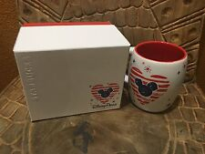Starbucks Disney USA Themed 12 Ounce Mug. Limited Edition . Brand New In Box.
