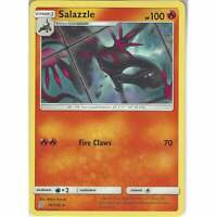 34/236 Salazzle | Rare Card | Pokemon Trading Card Game Unified Minds TCG SM-11