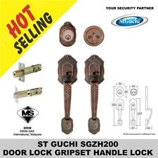 ST GUCHI SGZH 200 DOOR LOCK GRIPSET HANDLE LOCK
