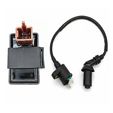 Ignition Coil 12V + CDI UNIT For 50cc - 150cc PIT PRO Quad Dirt Bike ATV Buggy
