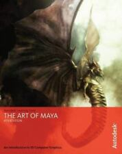 The Art of Maya: An Introduction to 3D Computer Graphics, Autodesk Maya Press, G