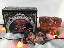 "New Creepy Hollow ""Creepy Caravan"" Midwest Of Cannon Falls Halloween Village"