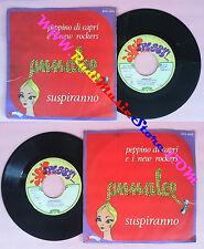 LP 45 7''PEPPINO DI CAPRI E I SUOI ROCKERS Annalee Suspiranno no cd mc dvd vhs