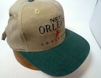 New Orleans Louisiana Farmer Baseball Trucker Adjustable Hat Cap Embroidery