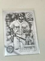 F48411  2018 Topps Gypsy Queen Black and White Jackie Bradley Jr. /50 Red Sox