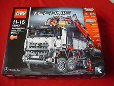 LEGO TECHNIC 42043 MERCEDES BENZ AROCS 3245 TRUCK LORRY - BRAND NEW & SEALED (B)