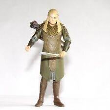"""Lord of the Rings Hobbit ~ Legolas 4"""" Figure with Quiver & Sword ~ Orlando Bloom"""