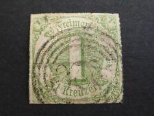 Used 1 German & Colonies Stamps