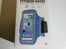 Sport Fitness Armband Cell Phone Holder Strap Apple iPhone 4 4s 5 5c 5s 6 GEMS