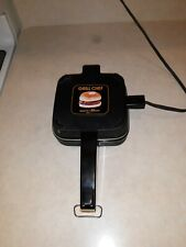 Grill Chef Minute Cooker Hg-101