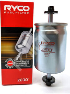Ryco Fuel Filter FOR FORD FAIRMONT EA (Z200)