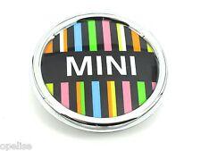 Genuine New MINI MULTICOLOUR GRILLE BADGE Emblem R55 R56 R57 R59 Cooper S JCW