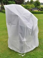 Abdeckplane Schutzhülle Abdeckung Wetterschutz Hülle Plane für Stapelstühle