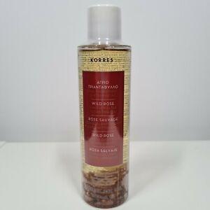 Korres Wild Rose Makeup Melter Cleansing Oil Full Size 5.07oz / 150 mL Sealed