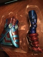 GALACTUS Marvel Legends BAF Build A Figure Left Arm And Lower Torso