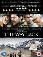 The Way Back - Edizione Speciale DVD Nuovo DVD (EO51439)