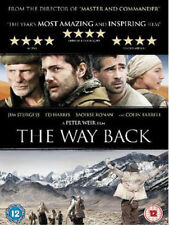 The Way Back - Special Edition DVD NEW dvd (EO51439)