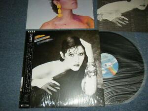 MELISSA MANCHESTER Japan 1985 P-13132 NM LP+Obi +Shrink MATHEMATICS