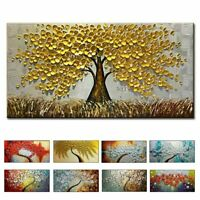 Oil Painting on Canvas Home Decoration Living Room Picture Handpainted No Framed