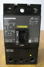 SQUARE D  Thermal Magnetic Circuit Breaker  2 Pole  KAL26250  250AMP  600V