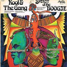 KOOL & GANG spirit of the boogie U.S. DELITE LP_orig 1975 soul / funk DEP-2016