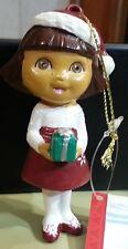 Dora the Explorer Christmas Tree Ornament Nickelodeon Decoration New Kurt Adler