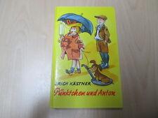 Erich Kästner - Pünktchen und Anton - HC - Dt. Bücherbund - (21384)