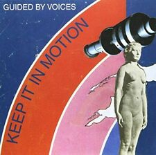 "Guided By Voices - Keep It Inmotion (NEW 7"" VINYL)"