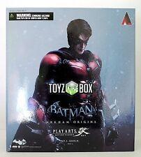 "In STOCK ""Robin"" DC Comics (Batman Arkham Origins) Play Arts Kai Action Figure"