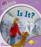 Oxford Reading Tree: Level 1+: More Songbirds Phonics : Is It?, Paperback by ...