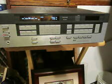 MCS Stereo Receiver 3246 Digital Synthesized - FM/AM PHONO + 4 Inputs - TESTED