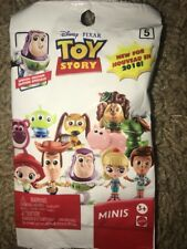 Mattel Disney Pixar Toy Story Minis Series 5 Hamm Pig (New In Bag)