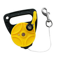Dive Reel Kayak Anchor & Line, Clip for Underwater Scuba Diving Snorkeling