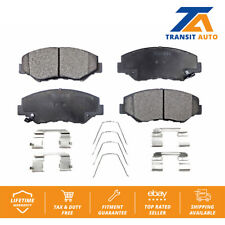 For 11-2003 Honda Element Hart Brakes Front Rear Ceramic Brake Pads