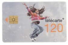 FRANCE  TELECARTE / PHONECARD .. 120U ORANGE GEM1A DANSE 10/08 V°100.000 06/2010