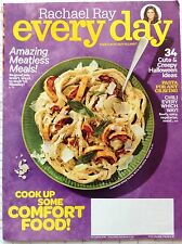 Every Day With Rachael Ray Magazine Oct 2016 Amazing Meatless Comfort Food