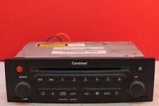 Renault Megane Convertibe Carminat reproductor de CD Radio Nav código estéreo de coche GPS