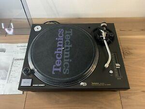 Paid Technics SL-1200 MK6 Black Direct Drive DJ Turntable [SUPER Excellent]