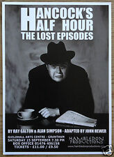 Hancock's Half Hour The Lost Episodes Postcard Flyer