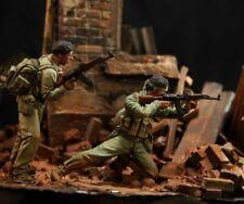 1:35 Nam War Vietcong Fighters, Resin Model Figures, 6 Fighters