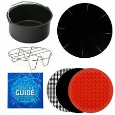 Air Fryer Power Accessories Compatible with Zeny GoWise Costway Secura +MORE
