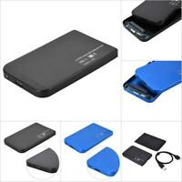 2.5inch USB 3.0 Ultra Thin 5Gbps SATA SSD HDD Hard Drive Disk Box Enclosure Case