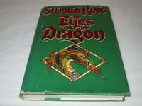 EYES OF THE DRAGON Stephen King HCDJ 1987 1ST FIRST EDITION / PRINTING EXC/RARE!