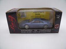 FERRARI 348 GTB STRADALE METALIC B 1/43 1:43  1995 REF 8004 BANG DIE CAST TOP !
