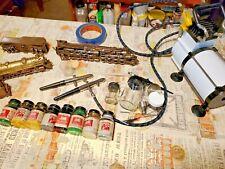 R.M.T.&.T -Brass Steam Engine  Painting Service 325.00